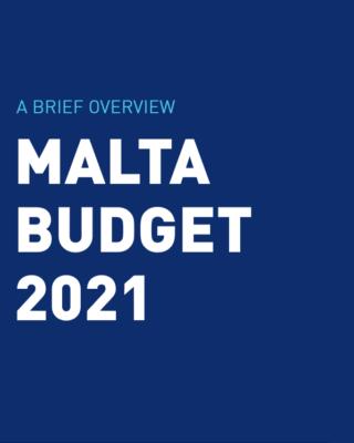 Malta Budget 2021