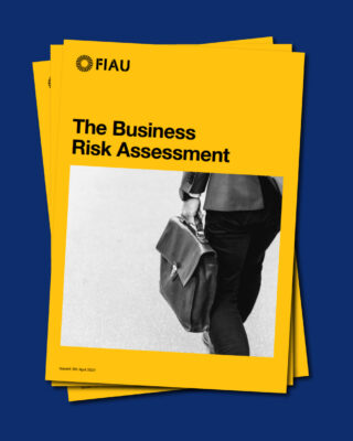 The FIAU publish document entitled 'The Business Risk Assessment'