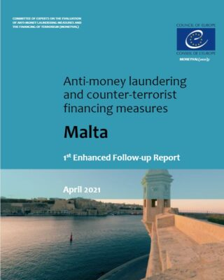 "Malta no longer classified as ""non-compliant"" according to latest MONEYVAL Report"
